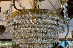 4 Tier Bead Dropper Chandelier - £190