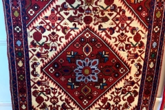 Handmade Persian Wool Rug - 144 x 104 cm - New £135
