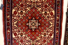 Handmade Persian Wool Rug - 136 x 100cm - New £145