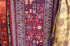 Second Hand Belgian Wool Rug - 136 x 72cm - £80